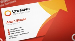 Business Card Design<br>(Single Sided:$99/Double Sided: $129)